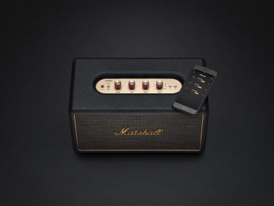 Акустическая система Marshall Louder Speaker Stanmore Multi-Room Wi-Fi Black (4091906)