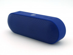 Портативная bluetooth колонка Wireless Speaker+ H2 blue