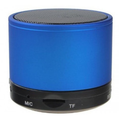 Портативная bluetooth колонка Wireless Speaker C10 mini blue