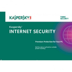 Антивирус Kaspersky Internet Security 2018 Multi-Device 1 ПК 1 год Renewal Card (5060486858163)