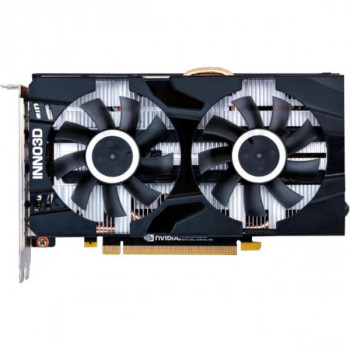 Відеокарта Inno3D GeForce GTX1660 Ti 6144Mb Twin X2 (N166T2-06D6-1710VA15)
