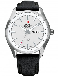 Часы Swiss Military SM34027.06 Herren 44mm 10ATM