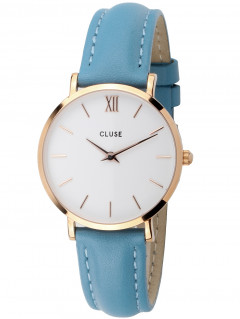 Часы Cluse CL30046 Minuit Damen 33mm 3ATM