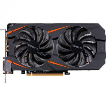 Відеокарта GIGABYTE GeForce GTX1060 6144Mb WINDFORCE OC (GV-N1060WF2OC-6GD)