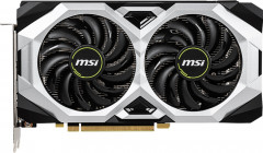 MSI PCI-Ex GeForce RTX 2060 Super Ventus OC 8GB GDDR6 (256bit) (1665/14000) (1 x HDMI, 3 x DisplayPort) (RTX 2060 SUPER VENTUS OC)