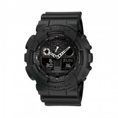 Часы Casio Original G-Shock GA100-1A1 черные
