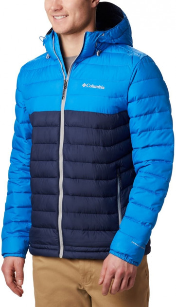Куртка Columbia Powder Lite Hooded Jacket 1693931-467 M (0192660104850)