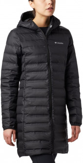 Пуховик Columbia Lake 22 Down Long Hooded Jacket 1859671-010 XS (0192660209937)