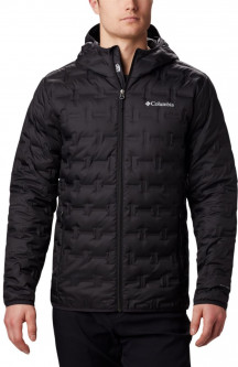 Пуховик Columbia Delta Ridge Down Hooded Jacket 1875892-010 S (0192290890956)