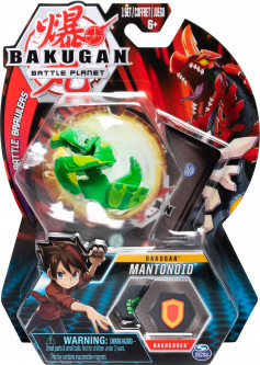 Игровой набор Spin Master Bakugan Battle planet Бакуган Мантоноид Вентус (SM64422-2) (778988549971)