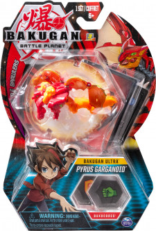 Игровой набор Spin Master Bakugan Battle planet Ультра Бакуган Гарганоид Пайрус (SM64423-5) (778988550588)