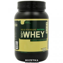 Протеин Optimum Nutrition Natural 100% Whey Gold Standard 907 г