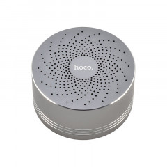 Колонка портативная Hoco BS5 Swirl wireless speaker Bluetooth 3 Вт Grey (38-SAN179)