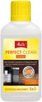 Средство для чистки Melitta Milk system cleaning liquid 250 мл