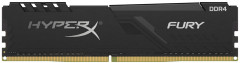 Оперативная память HyperX DDR4-3200 8192MB PC4-25600 Fury Black (HX432C16FB3/8)