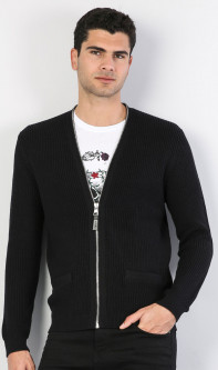 Кардиган Colin's CL1035132BLK XL (8681597593230)