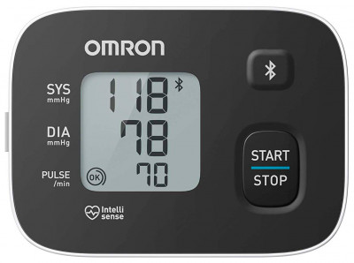 Тонометр OMRON RS3 Intelli IT (НЕМ-6161T-E)