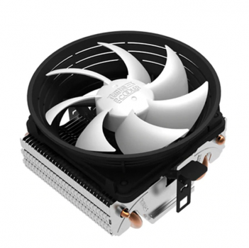 Кулер процессорный Pccooler V4 для Intel LGA 115X/775, AMD 754/939/AM2/AM3+ 3-pin, RPM 2200±10