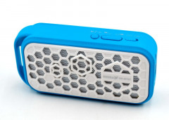 Bluetooth Колонка Neeka NK-BT07 Blue (2_005995)