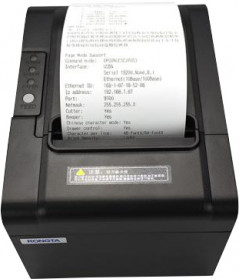 POS-принтер Rongta RP326USE (USB, RS232, Ethernet)