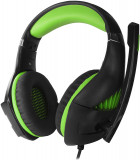 Навушники Crown Gaming Headset 7.1 CMGH-2102 Green