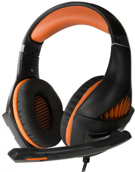 Навушники Crown Gaming Headset 7.1 CMGH-2103 Orange