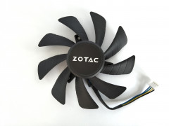 Вентилятор Everflow для видеокарты Zotac T129215SH (T129215SU) №20