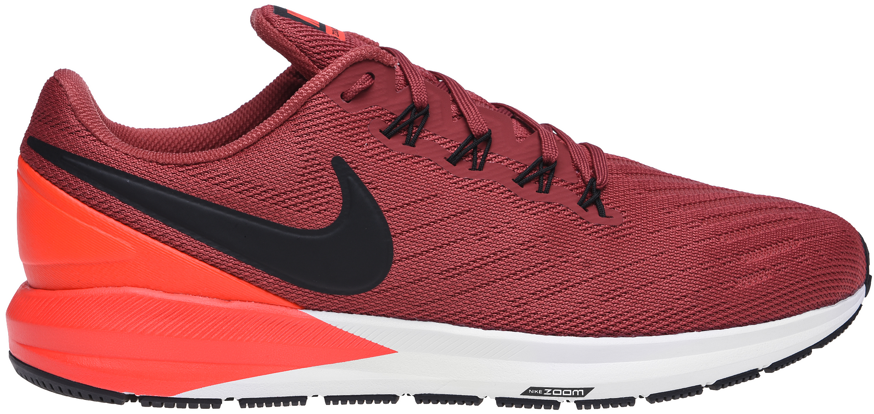 the best attitude ce9a5 d030a Кроссовки Nike Air Zoom Structure 22 AA1636-600 42.5 (10) 28 см Бордовые  (193145201057)