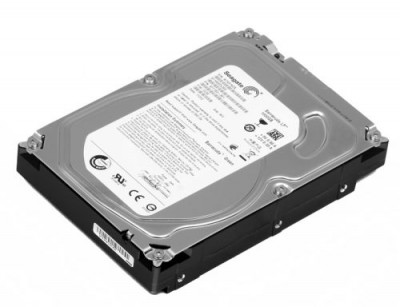 Накопичувач HDD SATA 500GB Seagate Barracuda 7200.12 7200rpm 16MB (ST500DM002) - Refubrished