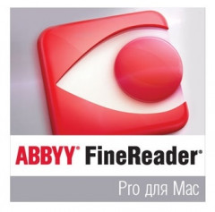 ABBYY FineReader Pro for Mac (ESD - электронная лицензия)