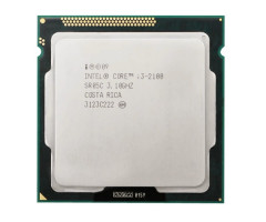 Процессор Intel Core i3-2100 3.1GHz/3MB/NoTurbo (BX80623I32100) s1155