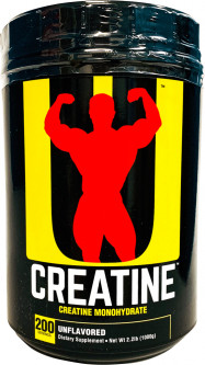 Креатин Universal Nutrition CREATINE POWDER 1 кг (039442047021)