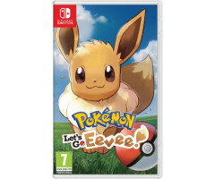 Pokmon: Let's Go, Eevee! (Nintendo Switch)