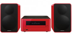 CD-мини система с Bluetooth Onkyo CS-265 Red