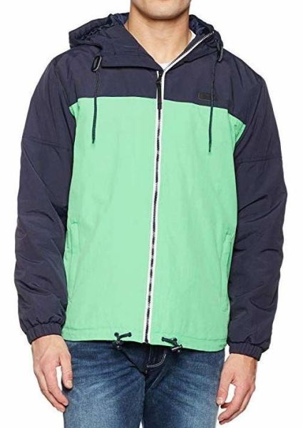 Куртка Brandit Windbreaker Harris 2-col 9406 indigo-green XL