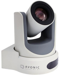 Avonic PTZ Camera 30x Zoom IP White (CM63-IP)