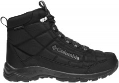 Ботинки Columbia Firecamp Boot 1672881-012 42 (9) 27 см Черные (0190540593572)
