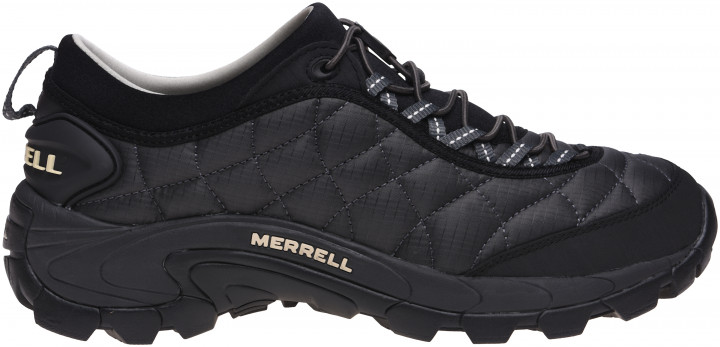 Кроссовки Merrell Ice Cap Moc II Men's Low Shoes 61389 49 (14) 32 см Черные с серым (0018462723511) - изображение 1