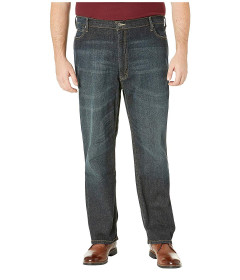 Джинси Signature by Levi Strauss & Co. Gold Label Big & Tall Athletic Blue Jeans, 50W R (10152293)