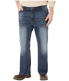 Джинси Signature by Levi Strauss & Co. Gold Label Big & Tall Bootcut Blue Jeans, 46W R (10152301)
