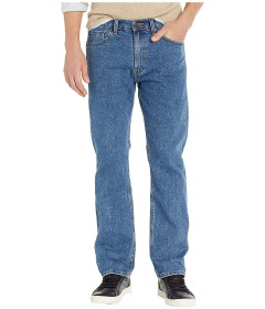 Джинси Signature by Levi Strauss & Co. Gold Label Regular Fit Jeans Navy, 36W R (10152297)