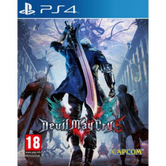 Игра SONY Devil May Cry 5 [PS4, Russian subtitles] (0946473)