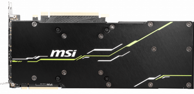MSI PCI-Ex GeForce RTX 2080 Super Ventus OC 8GB GDDR6 (256bit) (1650/15500) (1 x HDMI, 3 x DisplayPort) (RTX 2080 SUPER VENTUS OC)