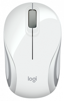 Мышь Logitech M187 Wireless Mini White (910-002735)