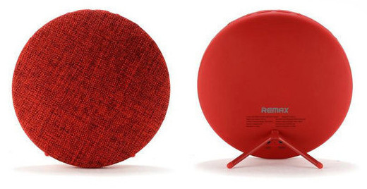 Bluetooth акустика Remax RB-M9 red