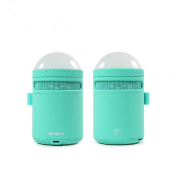 Bluetooth акустика Remax RB-MM (Blue)