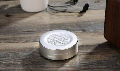 Bluetooth акустика Remax RB-M13 silver