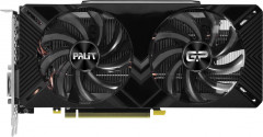 Palit PCI-Ex GeForce RTX 2060 GamingPro 6GB GDDR6 (192bit) (1365/14000) (DVI, HDMI, DisplayPort) (NE62060018J9-1062A)