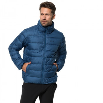 Пуховик HELIUM HIGH MEN Jack Wolfskin 1204411-1130 Синій