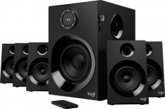 Акустическая система Logitech Audio System Z607 5.1 Bluetooth Black (980-001316)